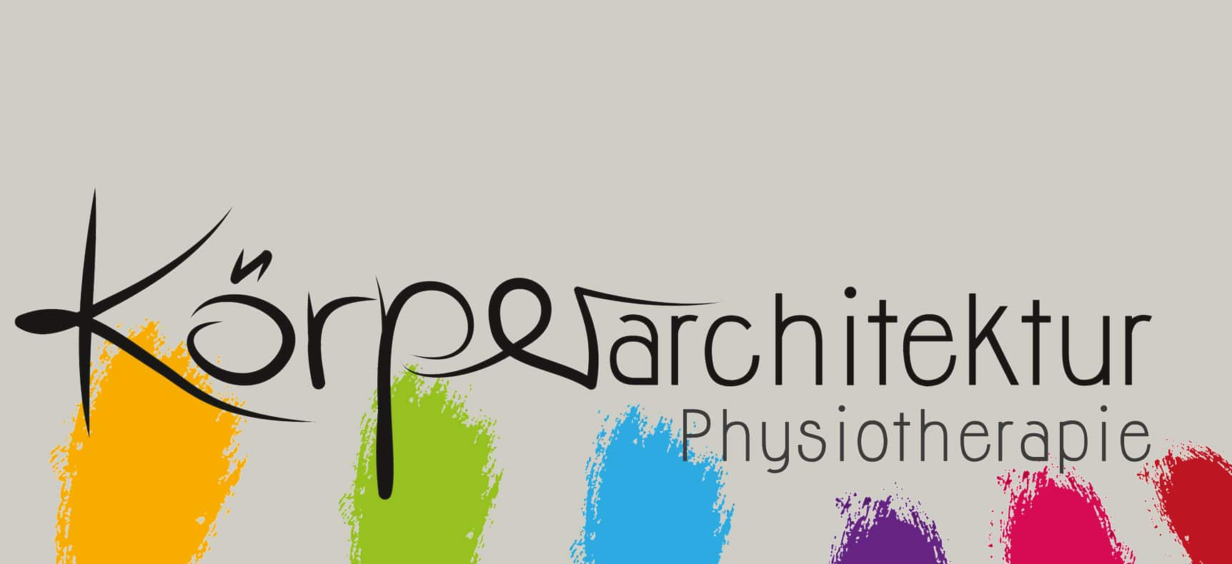 Körperarchitektur | Corporate Design entwickelt von StatusZwo.com