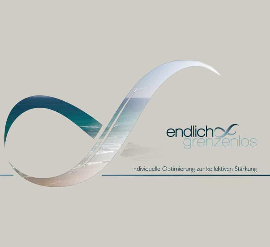 Psychologenteam endlich.grenzenlos | Corporate Design entwickelt von StatusZwo.com