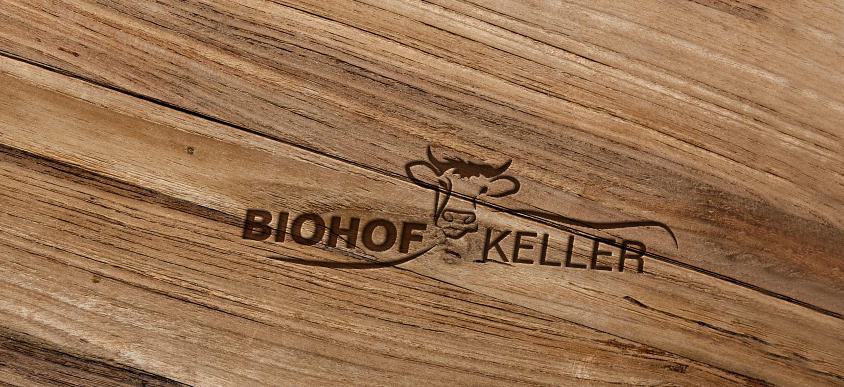Biohof Keller | Logo erstellt von StatusZwo.com