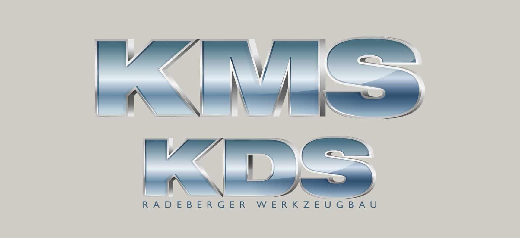 KDS – RADEBERGER FORMEN- UND WERKZEUGBAU | Logo erstellt von StatusZwo.com
