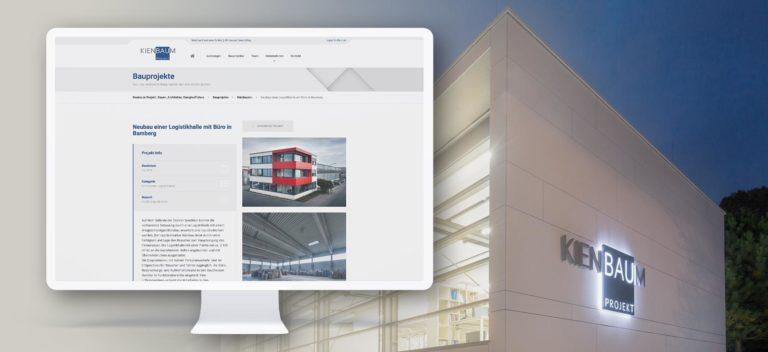 Bau-Projekt Kienbaum GmbH | Website erstellt von StatusZwo.com