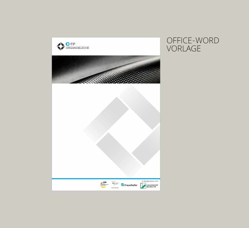 C-TP Netzwerk von Fraunhofer | Corporate Design entwickelt von StatusZwo.com