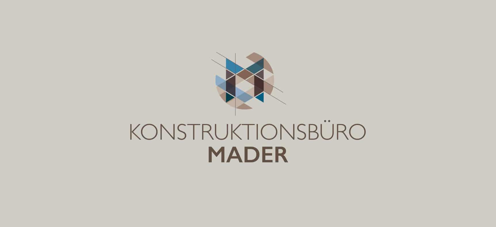 Konstruktionsbüro Mader | Corporate Design entwickelt von StatusZwo.com