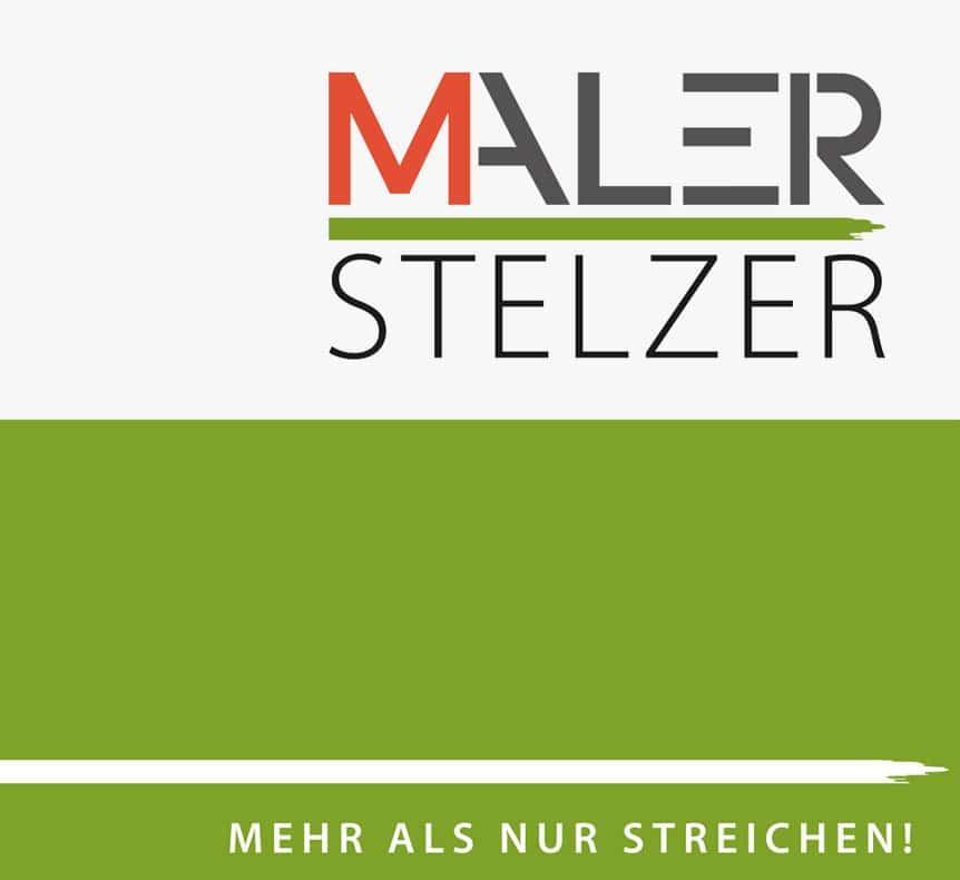 Maler Stelzer | Logo erstellt von StatusZwo.com