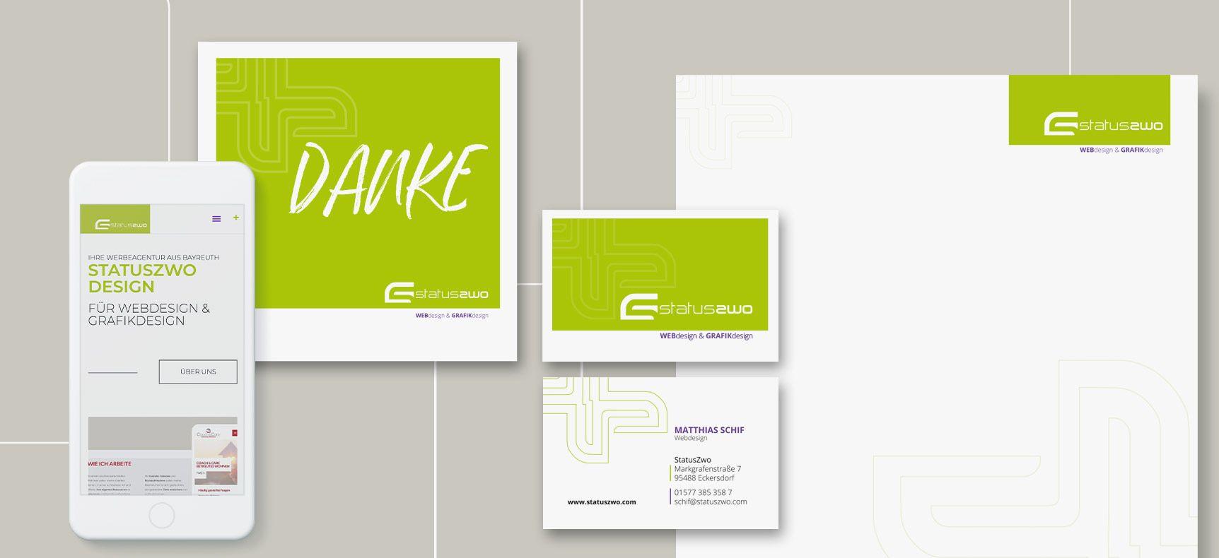 Corporate Design | StatusZwo Bayreuth