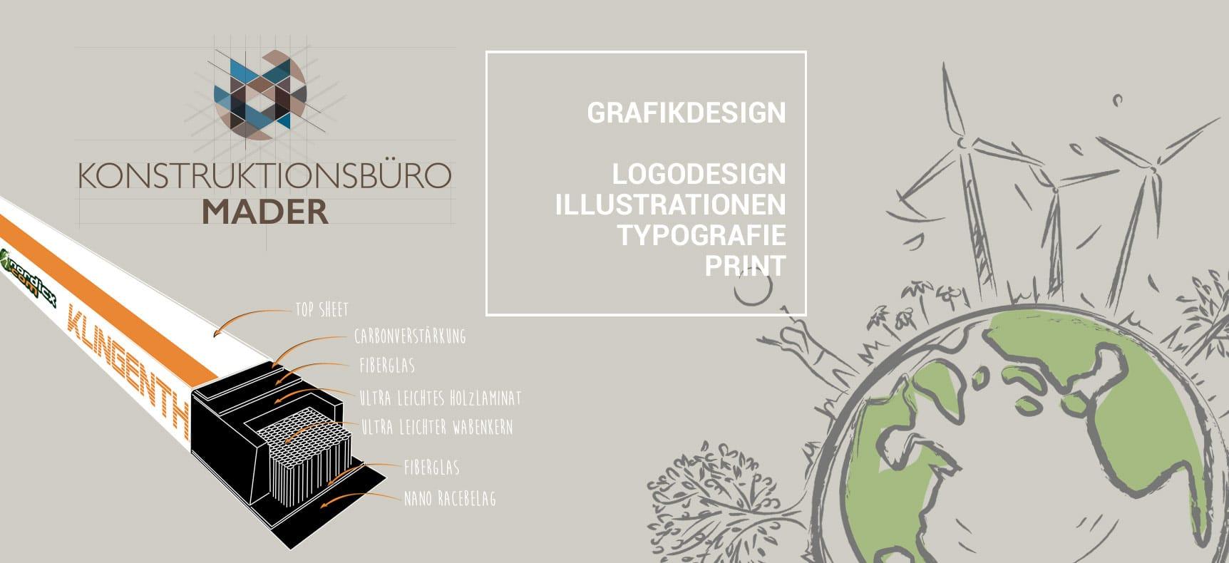 Grafikdesign & Druckerzeugnisse | StatusZwo Bayreuth