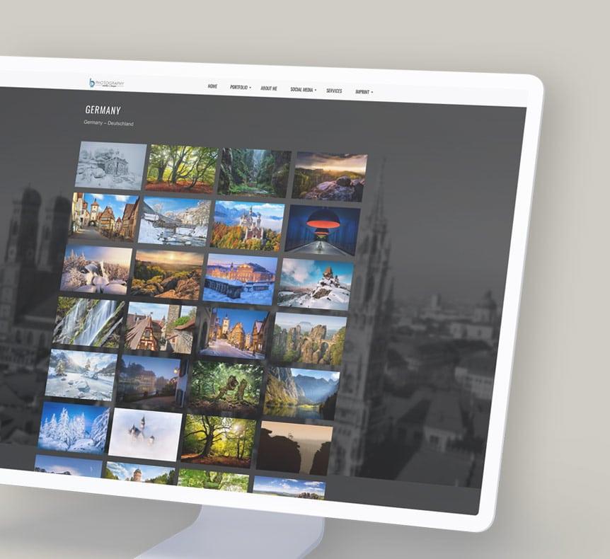 SLB Photography | Webdesign erstellt von StatusZwo.com
