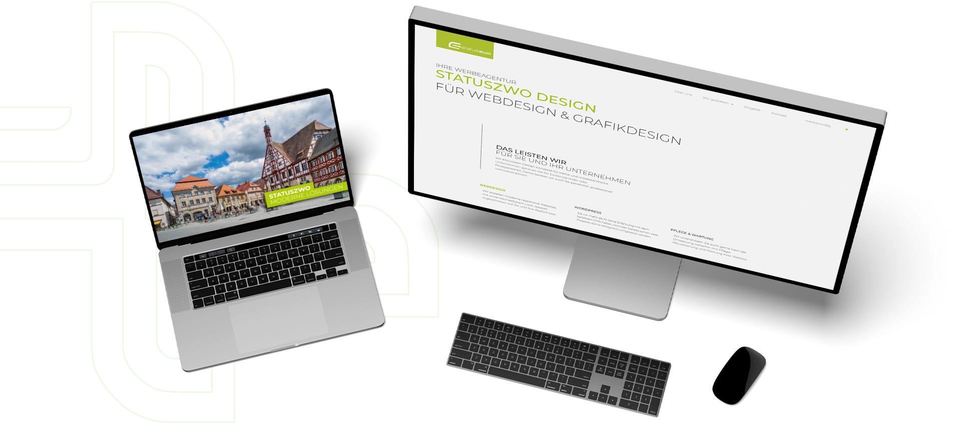 Webdesign Forchheim Werbeagentur