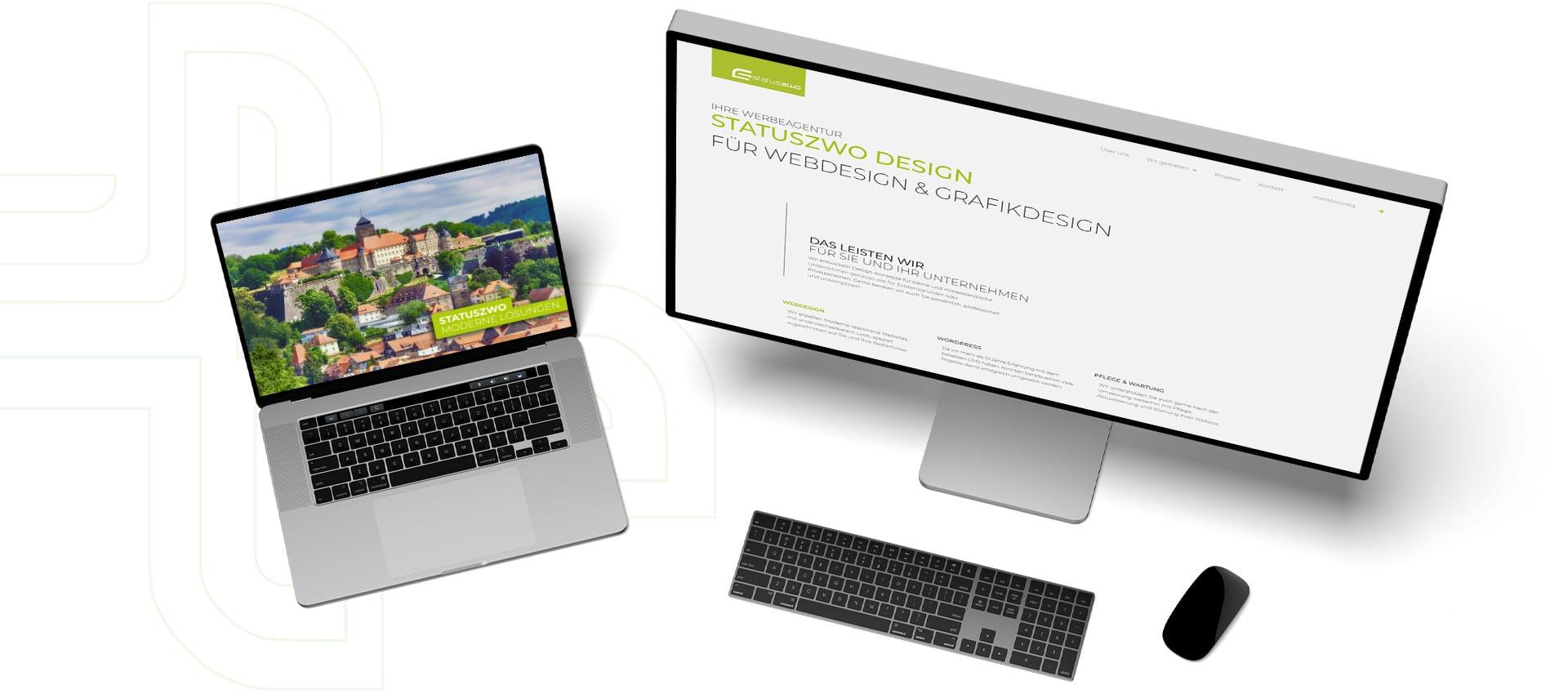 Webdesign Kronach Werbeagentur