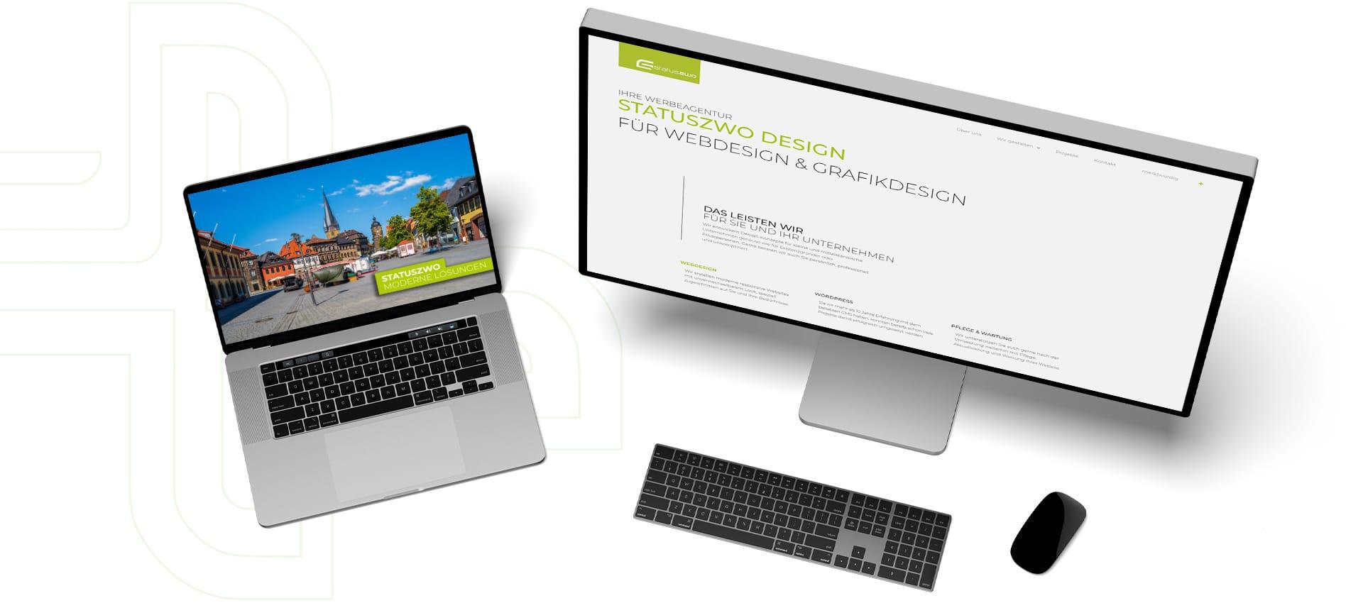 Webdesign Lichtenfels Werbeagentur