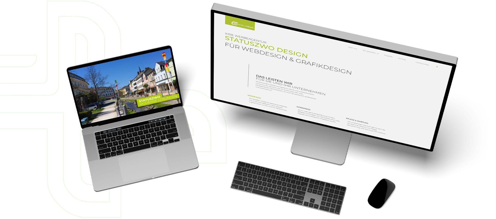 Webdesign Münchberg Werbeagentur