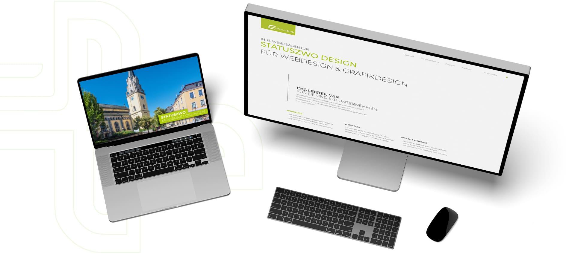 Webdesign Selb Werbeagentur