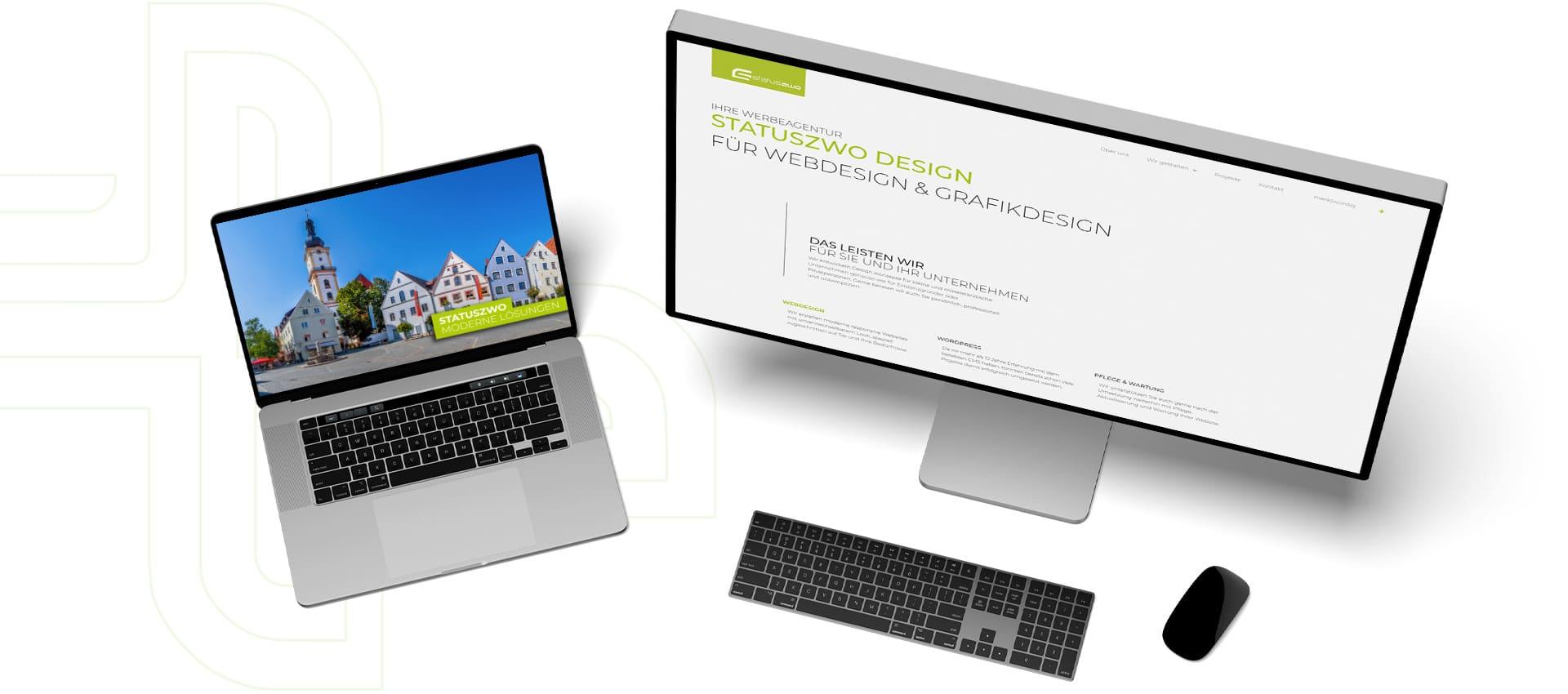 Webdesign Weiden Werbeagentur