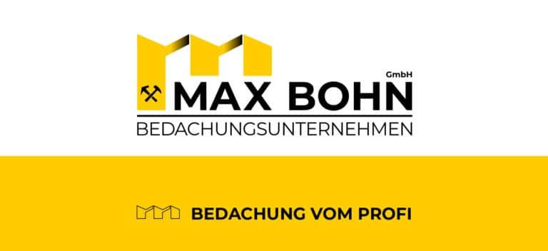 Max Bohn GmbH | Corporate Design entwickelt von StatusZwo.com