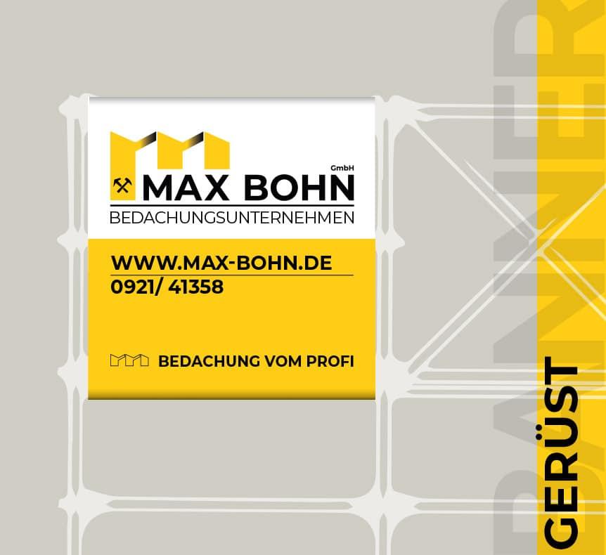 Max Bohn GmbH   Gerüstplanen entwickelt von StatusZwo.com