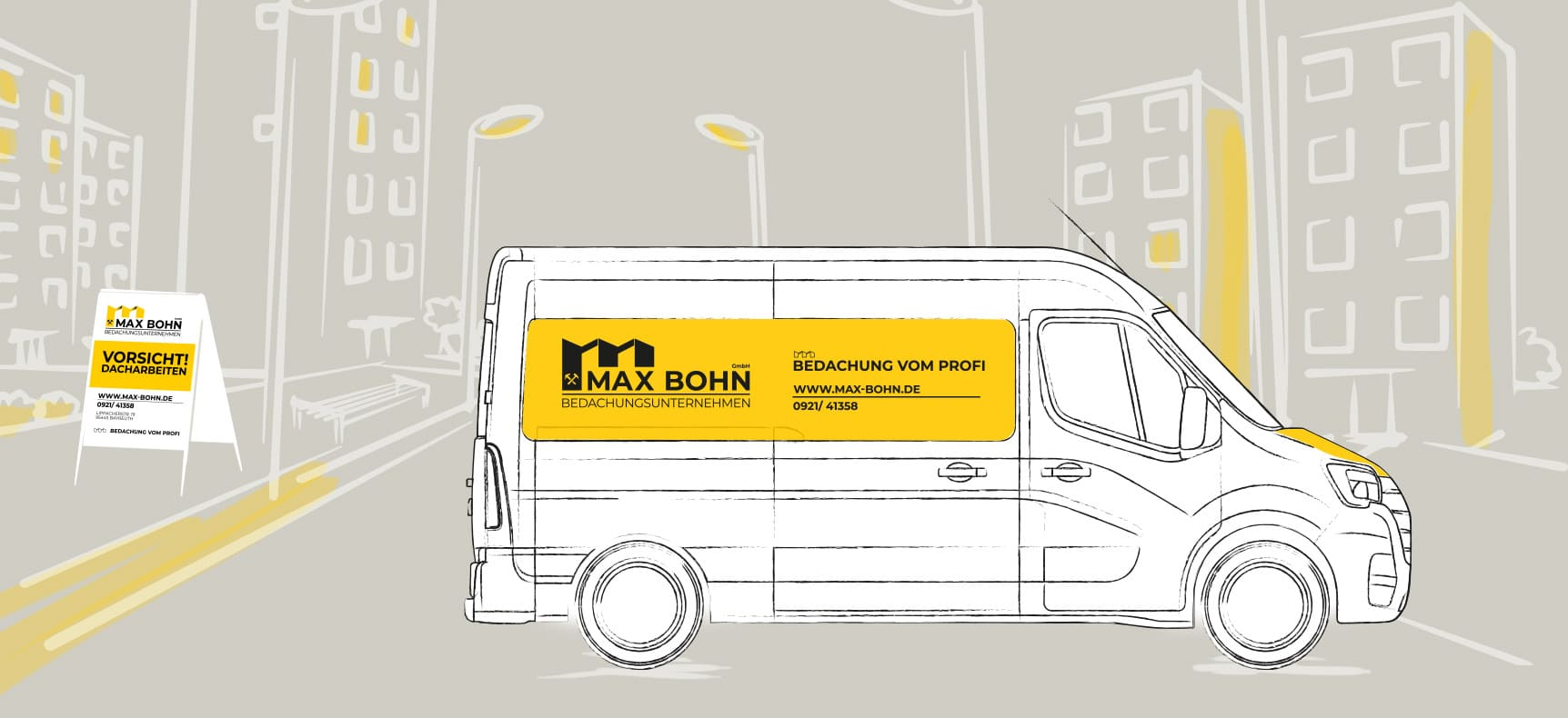 Max Bohn GmbH   KFZ-Beschriftung entwickelt von StatusZwo.com